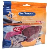 Dr.Clauder's - Köpek - Ödül - Ördek Göğüs Fileto 80 Gr