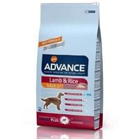Advance Kuzulu Pirinçli Yetişkin Kuru Köpek Maması 12 Kg