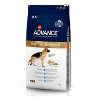 Advance German Shepherd Alman Kurtları için Hindi Pirinçli Köpek Maması 12 Kg