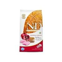 N&D Natural Delicious Düşük Tahıllı Tavuklu Narlı Küçük Irk Yavru Köpek Maması 2,5 Kg