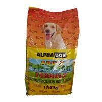 AlphaDog The Love Etli& Pirinçli Yetişkin Köpek Maması 13,5 Kg