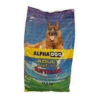 AlphaDog Appe-Diet Biftek&Pirinçli Yetişkin Köpek Maması 13,5 Kg