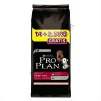 Pro Plan Somonlu Hassas Pirinçli Kuru Köpek Maması 14 + 2,5 Kg