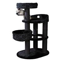 Trixie Kedi Gri-Siyah Oyun Tırmalama Evi, 114 cm