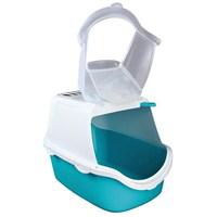 Trixie Kedi Kapalı Tuvaleti Aquamarine 40×40×56cm