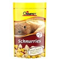 Gimpet Schnurries - Tavuk&Taurinli Kalp Şeklinde Ödül Tableti 50 gr fd*