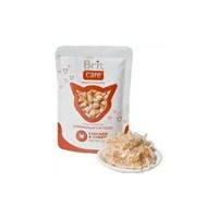 Brit Care Chicken & Cheese pouch - Tavuklu ve Peynirli Konserve Kedi Maması 80 Gr