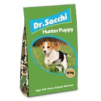 Dr.Sacchi Hunter Sığır Etli Yavru Av Köpeği Maması 15 kg