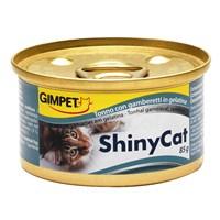 Gimpet Shinycat Ton Balığı&Karides Kedi Konserve 85gr