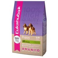 Eukanuba Puppy All Breeds Rich in Lamb & Rice 12 Kg Yavru Köpek Maması
