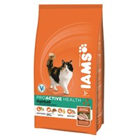 Iams Adult Hairball Roast Chicken 2,55 Kg Kedi Maması