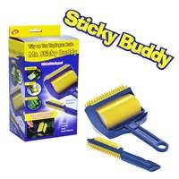 Mr.Sticky Buddy Yıkanabilen Tüy ve Toz Toplama Rulosu