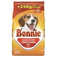 Bonnie Yetişkin Köpek Maması Beef 2,75 kg