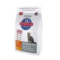 Hills Science Plan Kısırlaştırılmış Tavuklu Kedi Maması 3.5 Kg