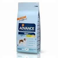 Advance Light Tavuklu İri Irk Yetişkin Kuru Köpek Maması 15 Kg