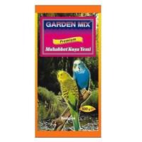 Gardenmix Muhabbet Kuşu Yemi 400Gr.