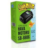 Quik Sb-8806 Hava Motoru