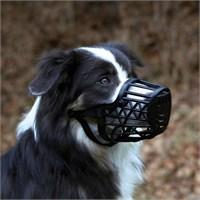 Trixie köpek plastik ağızlık, L, 26 cm