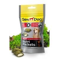 Gimdog Nutripockets Brilliant Köpek Ödülü 45Gr