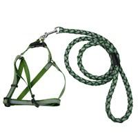 Pet Zoom Köpek Göğüs Tasması 1 - Yeşil