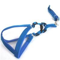 Pet Zoom Köpek Göğüs Tasması 2 - Mavi