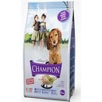 Champion Folik Asit Katkılı Tavuk Etli Yavru Köpek Maması 10 Kg FD*