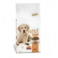 Reflex Premium Biftekli Büyük Irk Yavru Köpek Maması 3 Kg