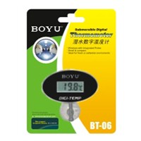 Boyu İçten Takma Dijital Termometre