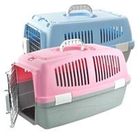 Pet Zoom Kedi Köpek Taşıma Kafesi Mini 27