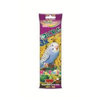 Lora Muhabbet Kuşu Kraker 3'lü Soft Paket Mix Meyvalı 100 gr fd*