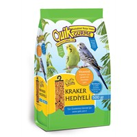 Quik Gurme Muhabbet Kuşu Yemi 500 Gr - Tekli