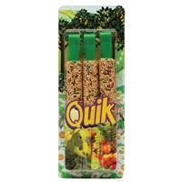 Quik Meyveli Kuş Krakeri 3'Lü -