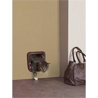 Savic Access 4 Way Basic Kedi Kapısı Kahverengi (Cam Ölçüsü 15x15,5 cm)
