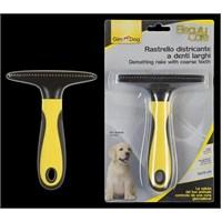 Gimdog Köpek Tarağı Seyrek Dişli 12*15 cm