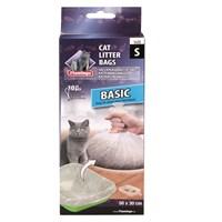 Karlie-Flamingo Kedi Tuvalet Kabı Torbası 10 Adet