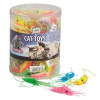 Karlie-Flamingo Plastik Karides -Kedi İçin