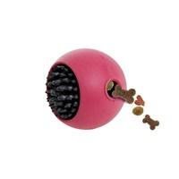 Karlie-Flamingo Ödül Topu Pembe Köpek Oyuncağı 7Cm