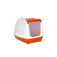 Moderna Flip Kapalı Tuvalet 50 Cm Turuncu