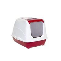 Moderna Flip Kapalı Tuvalet 58 Cm Kırmızı