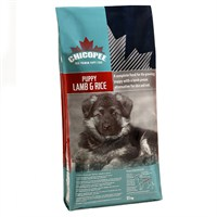 Chicopee Puppy Kuzu Etli Ve Pirinçli Yavru Köpek Maması 2 kg