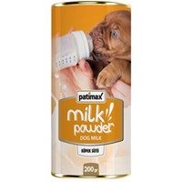 Patimax Dog Milk Yavru Köpek Süt Tozu 200 Gr