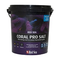 Red Sea Coral Pro Deniz Tuzu 7 Kg Kova 210 Lt