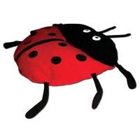 Bronza Ladybug Kedi Köpek Minderi