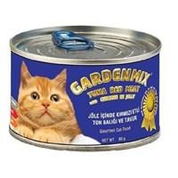 Gardenmix Jöle İçinde Kırmızı Etli Ton Balığı Ve Tavuk Kedi Konservesi 85 Gr