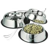 Garden Mix Köpek Çelik Mama Ve Su Kabı 120 Oz 3,5 L