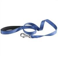Pet Style Yumuşak Dokulu Köpek Gezdirme Tasması Mavi 120 X 2,5 Cm