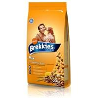 Brekkies Yetişkin Kuzulu & Pirinçli Kuru Köpek Maması 20 Kg