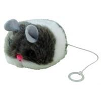 Ferplast Pa 5006 Mouse Tireşimli Fare Kedi Oyuncağı