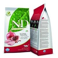 Farmina N&D Natural Delicious Chicken & Pomegranate Tahılsız Tavuklu Ve Narlı Kedi Maması 1,5 Kg