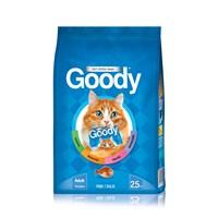 Goody Balıklı Yetişkin Kedi Maması 2.5 Kg